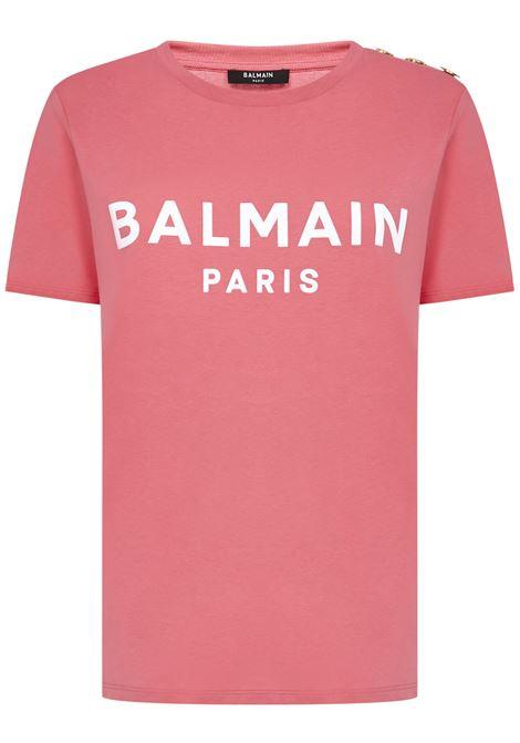 Balmain Paris T-shirt Balmain Paris | 8 | VF11350B001OAJ
