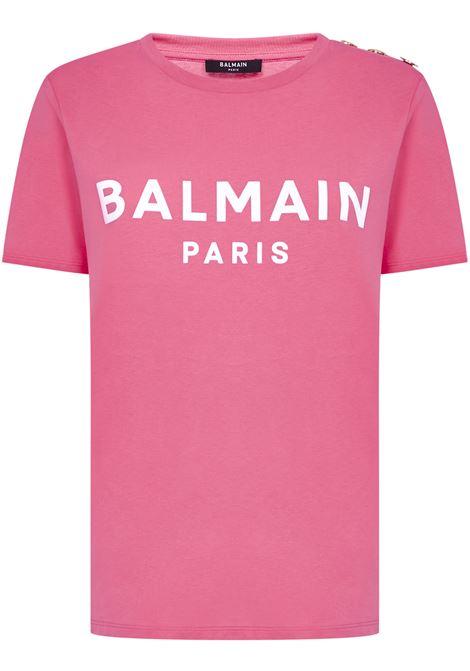 Balmain Paris T-shirt Balmain Paris | 8 | VF11350B012OBR