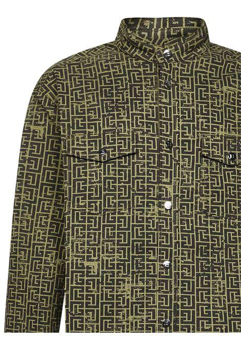 Balmain Paris Shirt Balmain Paris | -1043906350 | WH0HC110160DUEE