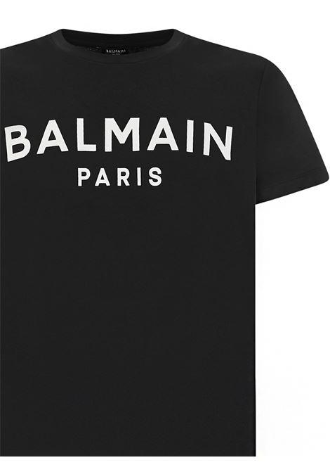 Balmain Paris T-shirt Balmain Paris   8   WH1EF000B114EAB