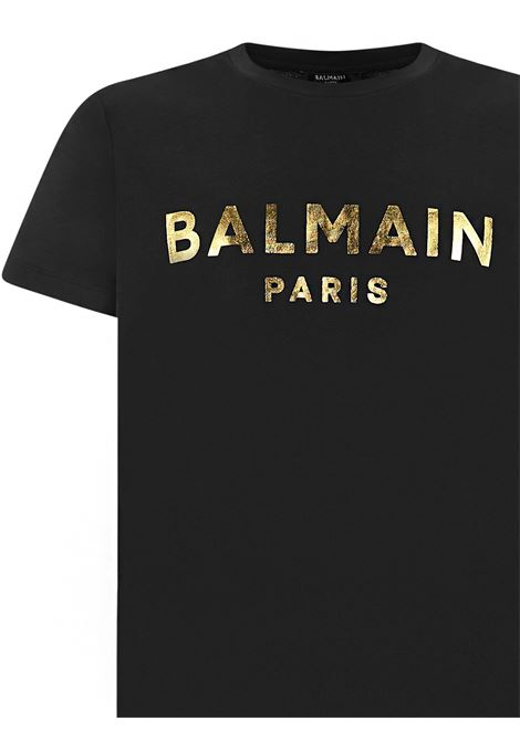 Balmain Paris T-shirt Balmain Paris   8   WH1EF000B121EAD