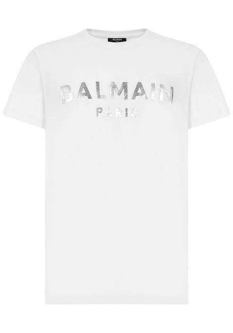 Balmain Paris T-shirt Balmain Paris   8   WH1EF000B121GAC