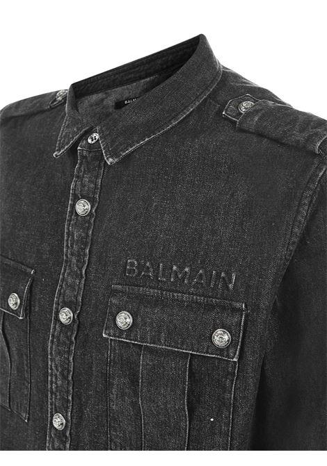 Balmain Paris Shirt Balmain Paris | -1043906350 | WH1HC030146D0PC