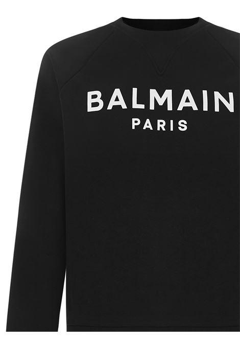 Balmain Paris Sweatshirt Balmain Paris | -108764232 | WH1JQ005B115EAB