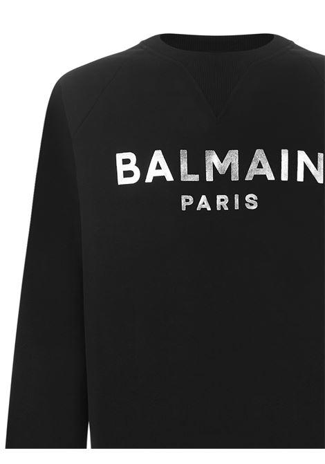 Balmain Paris Sweatshirt Balmain Paris | -108764232 | WH1JQ005B122EAC