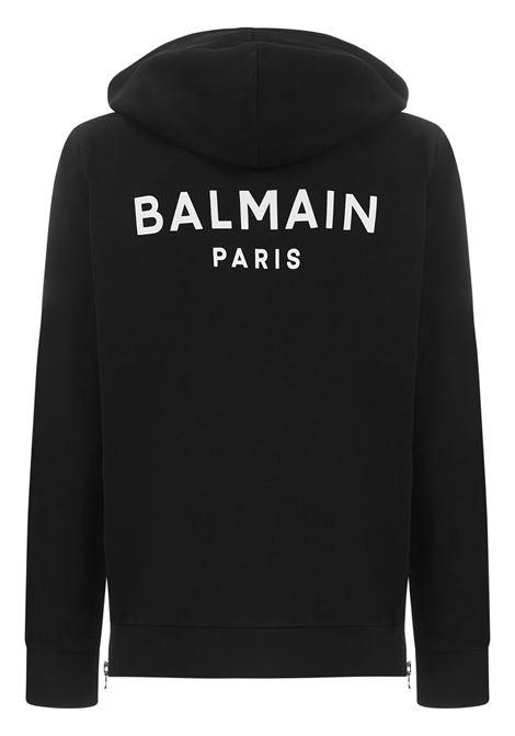Balmain Paris Sweatshirt Balmain Paris | -108764232 | WH1JR010B115EAB