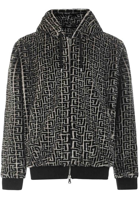 Balmain Paris Sweatshirt Balmain Paris | -108764232 | WH1JR016X165GFE