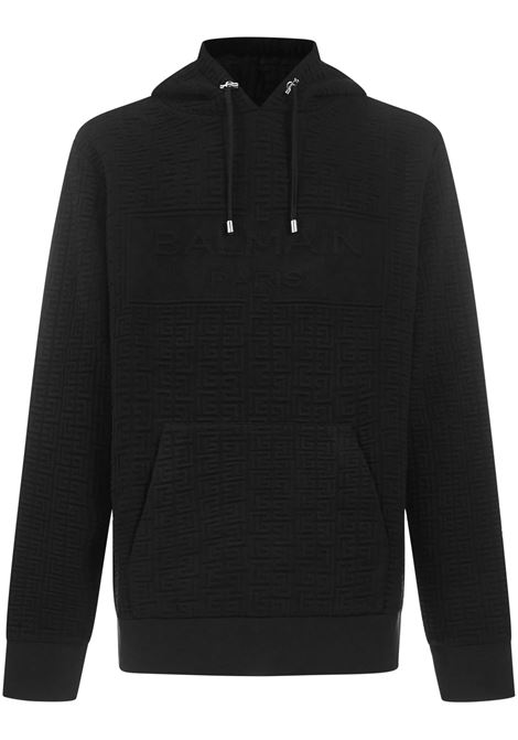 Balmain Paris Sweatshirt Balmain Paris | -108764232 | WH1JT047J2960PA
