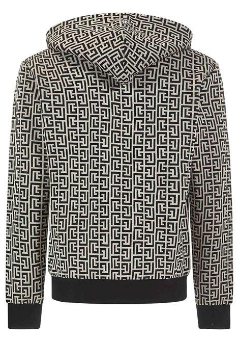 Balmain Paris Sweatshirt Balmain Paris | -108764232 | WH1JX000J289GFE