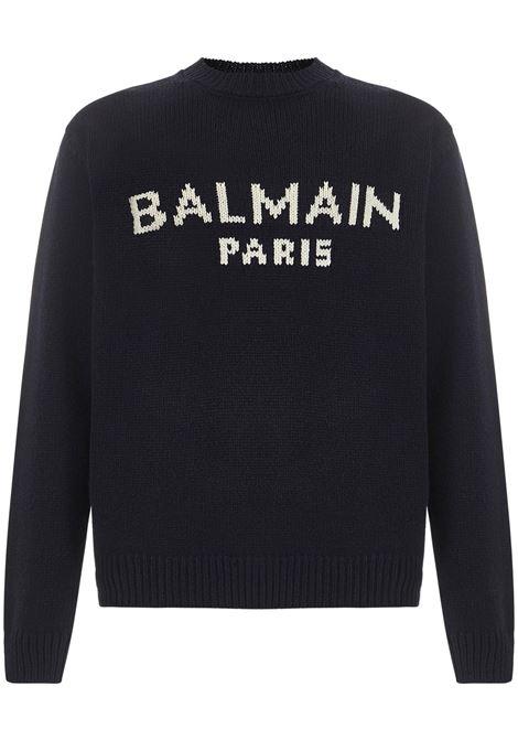 Balmain Paris Sweater Balmain Paris | 7 | WH1KD000K027SAJ