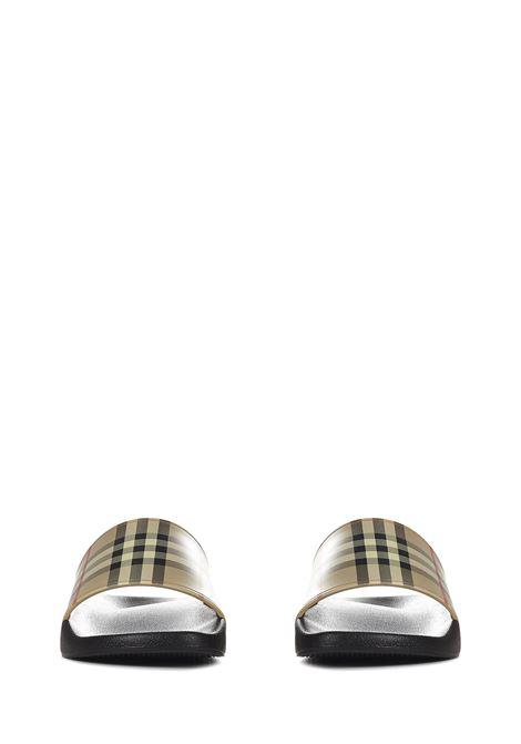 Burberry Sliders Burberry   -132435692   8023965A7026
