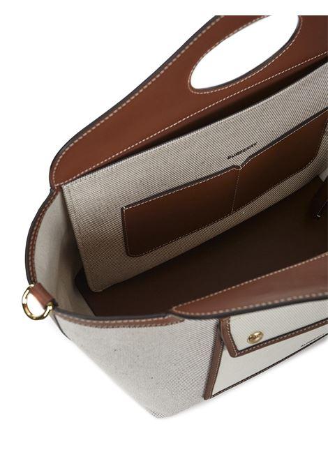 Burberry Pocket Shoulder Bag Burberry   77132929   8041803A7405