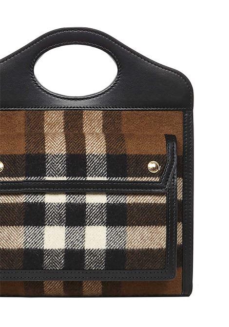 Burberry Pocket Mini Handbag Burberry   77132927   8047010A1189