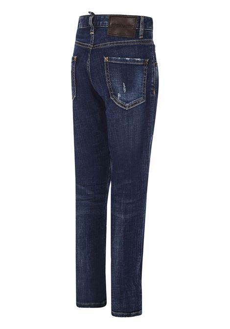 Jeans Dsquared2 Junior Dsquared2 Junior   24   DQ01PXD001JDQ01