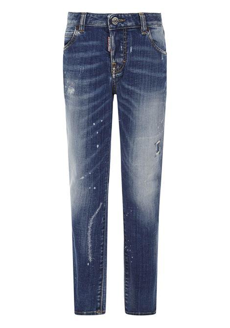 Jeans Dsquared2 Junior Dsquared2 Junior   24   DQ01PXD001MDQ01