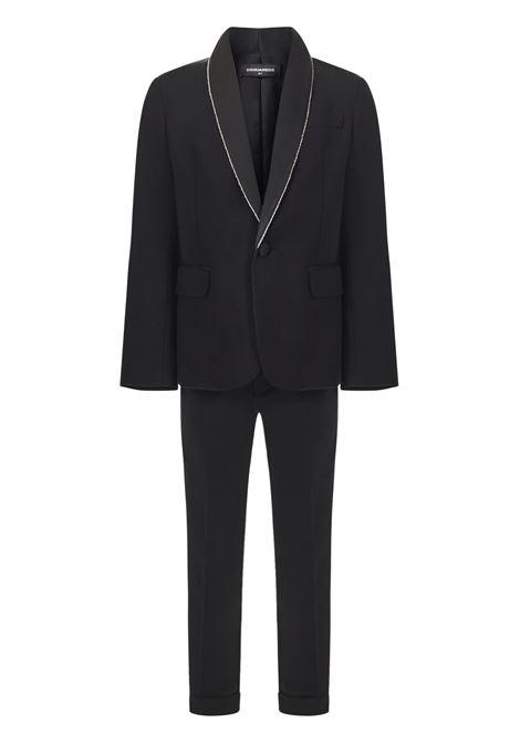 Dsquared2 Junior Suit Dsquared2 Junior | 11 | DQ03VTD00X9DQ900