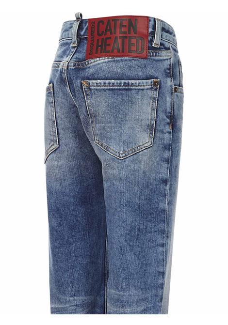 Jeans Dsquared2 Junior Dsquared2 Junior   24   DQ04B2D00VTDQ01