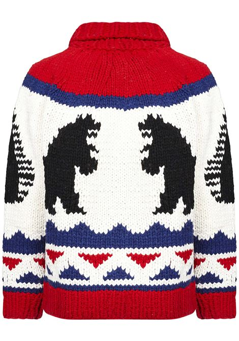 Dsquared2 Big Bear Sweater Dsquared2 | 7 | S71HA1098S17816961