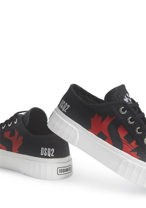 Dsquared2 & Superga Sneakers Dsquared2 | 1718629338 | SNW0133003000012124