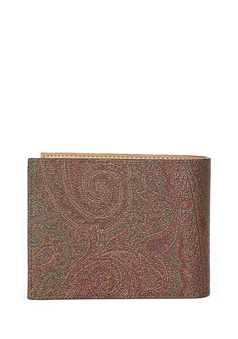 Etro Wallet Etro   63   000758007600
