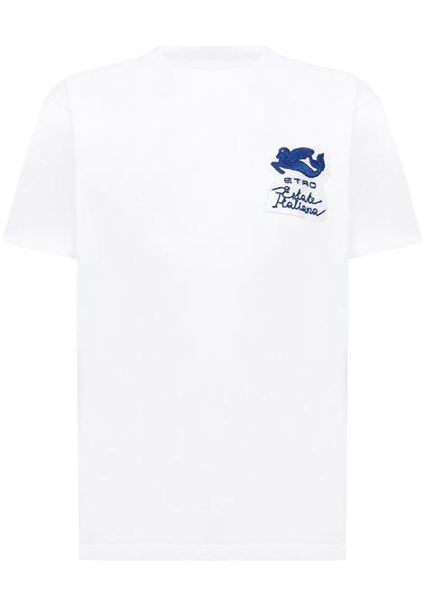 Etro T-shirt Etro | 8 | 145347217990