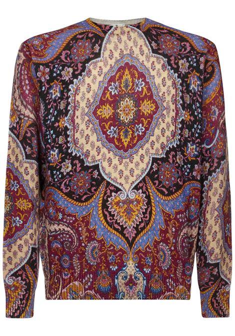 Etro Sweater Etro | 7 | 1M06497788000