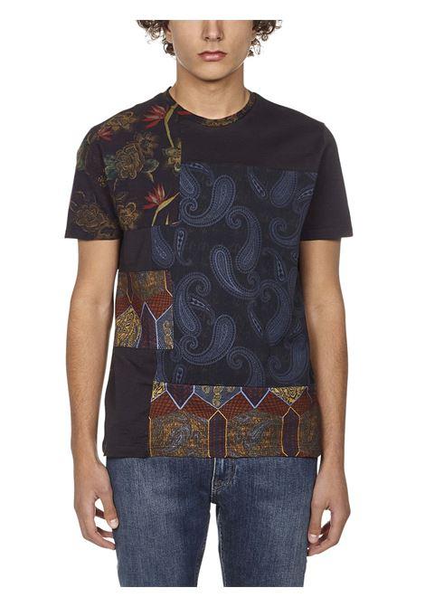 Etro T-shirt  Etro   8   1Y72086052