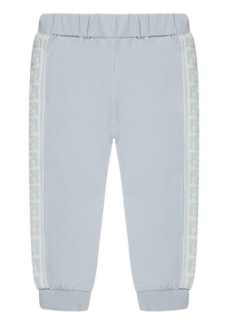 Fendi Kids Trousers Fendi Kids | 1672492985 | BUF0298RAF19J4