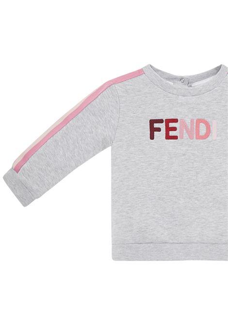 Fendi Kids Sweatshirt  Fendi Kids | -108764232 | BUH0255V0F0WG5