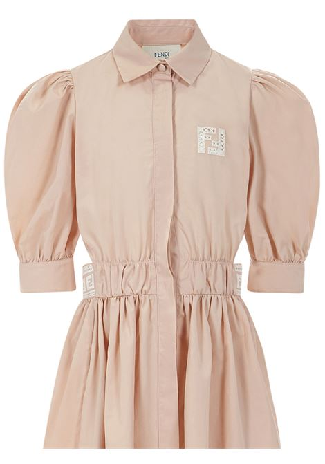 Fendi Kids Midi Dress Fendi Kids | 11 | JFB447AEXZF16WG