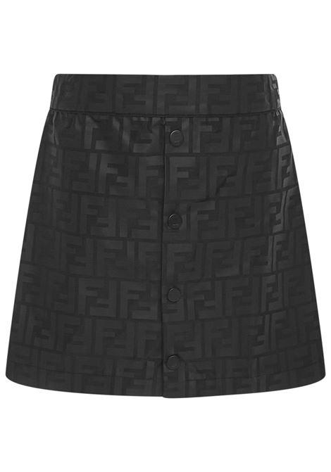 Fendi Kids Mini Skirt Fendi Kids | 15 | JFE060AEYYF0GME