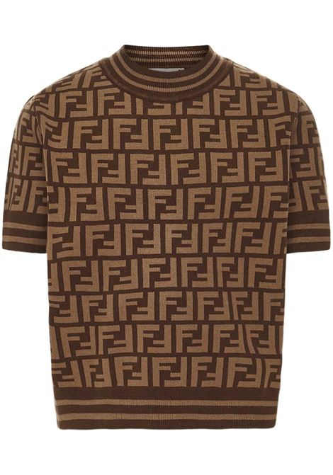 Fendi Kids Sweater Fendi Kids | 7 | JFG069AEYDF15B6