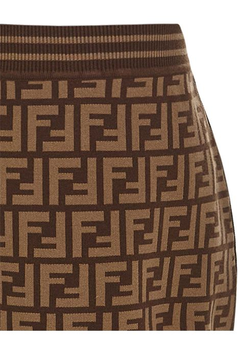 Fendi Kids Mini Skirt Fendi Kids | 15 | JFG070AEYDF15B6
