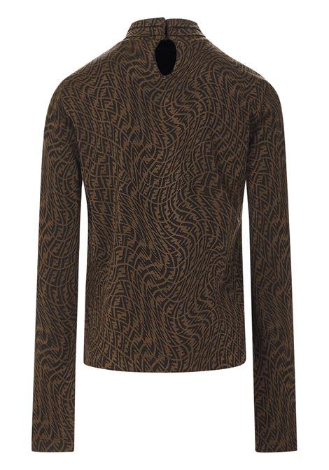 Fendi Kids Sweater Fendi Kids | 7 | JFI240AG1OF118W