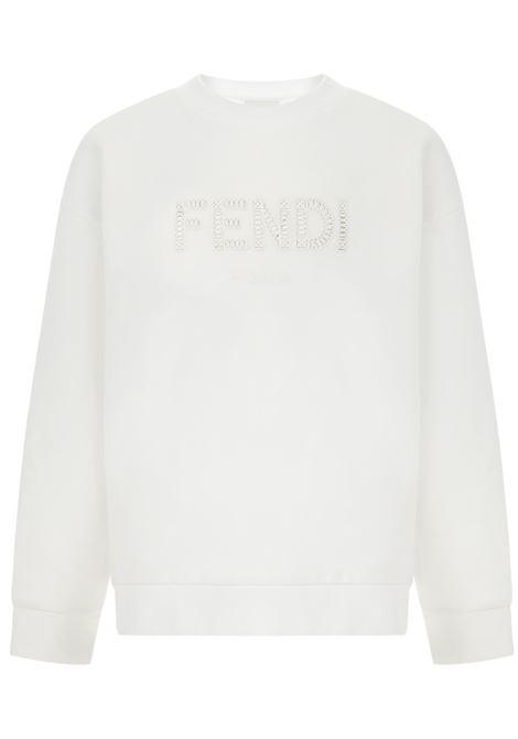 Fendi Kids Sweatshirt Fendi Kids | -108764232 | JUH0305V0F0TU9