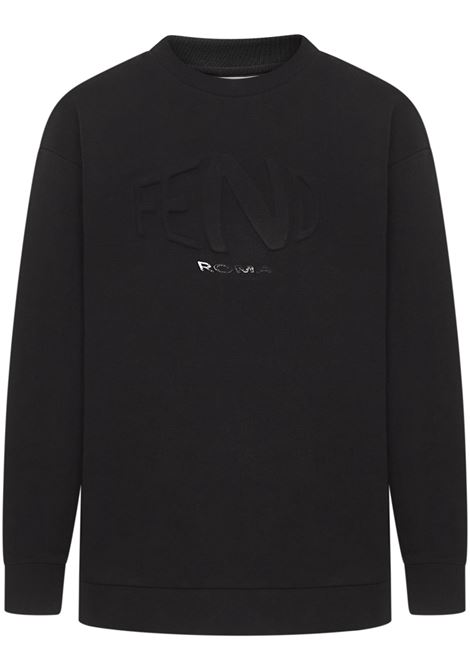 Fendi Kids Sweatshirts Fendi Kids | -108764232 | JUH0335V0F0GME