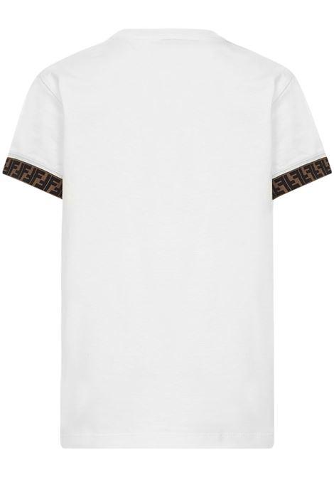 Fendi Kids T-shirt Fendi Kids | 8 | JUI0187AJF0TU9