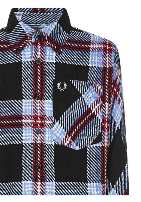 Fred Perry LOVERBOY Shirt Fred Perry | -1043906350 | SM201939N65