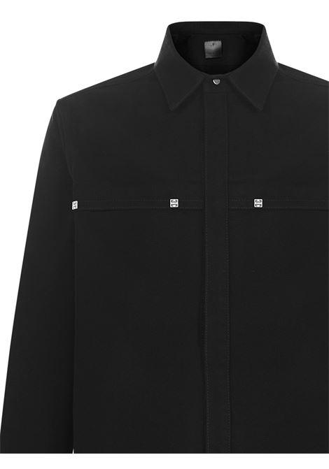 Givenchy Shirt Givenchy | -1043906350 | BM60PD50KK001