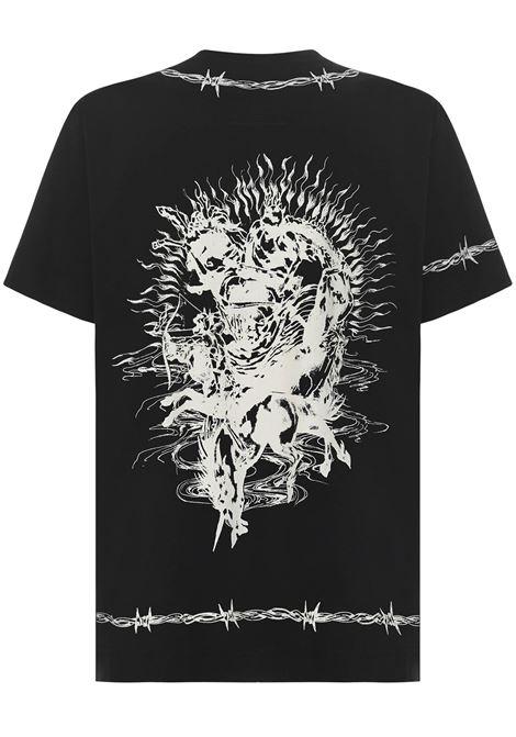 Givenchy T-shirt Givenchy | 8 | BM71663Y6B001