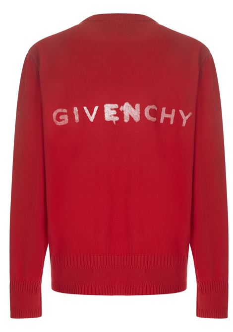Givenchy Sweater Givenchy | 7 | BM90GE4Y67600