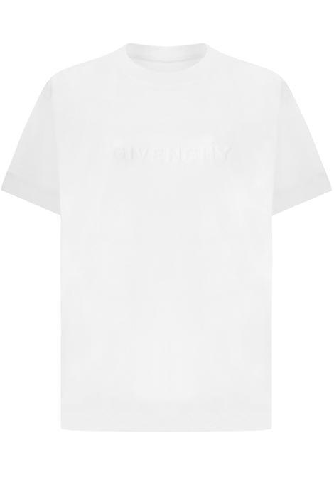 Givenchy T-shirt Givenchy   8   BW707Z30NH104
