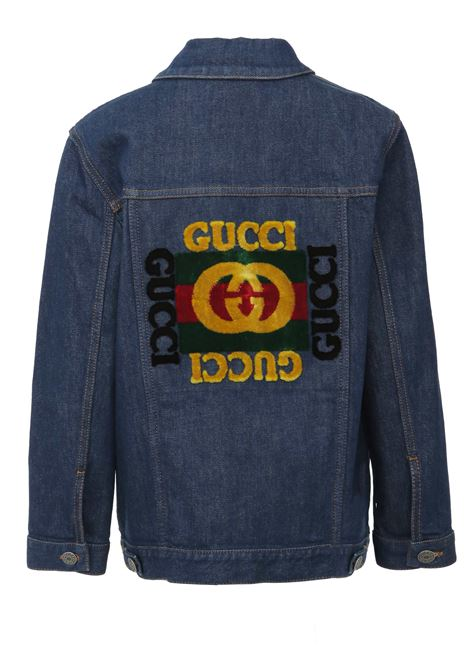 Gucci Junior Jacket  Gucci Junior   13   547827XDAC64395
