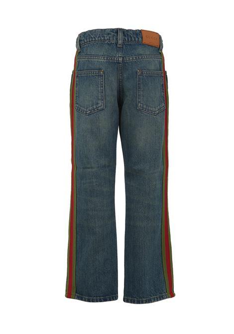 Gucci Junior Jeans  Gucci Junior   24   566057XDANS4206