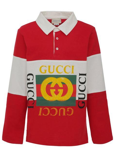 Gucci Junior t-shirt Gucci Junior   2   573935XJAAM6068