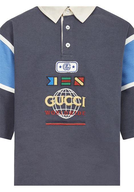 Gucci Junior Polo shirt  Gucci Junior   2   591455XJB4D1150