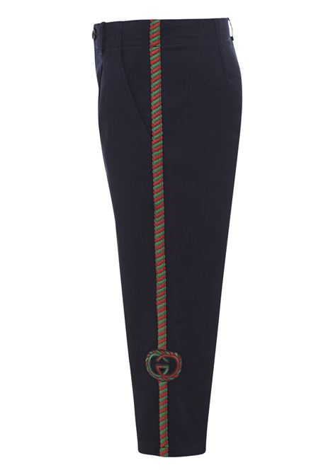 Gucci Junior Trousers  Gucci Junior   1672492985   616396XWAJ14265