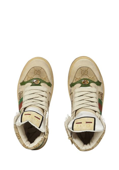 Sneakers Screener Gucci Junior Gucci Junior | 1718629338 | 629746G17709661