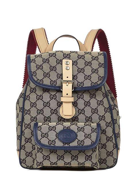 Gucci Junior GG Supreme backpack Gucci Junior   1786786253   630818GY5IN4078