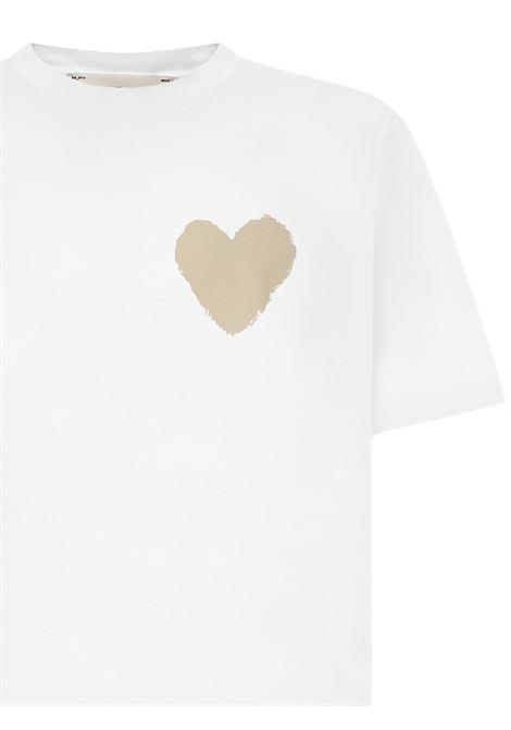 Haikure Lennie Heart T-shirt Haikure   8   HEM54048TJ054BO